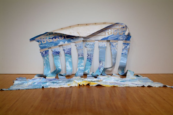 "Rodney McMillian, ""Supreme Court,"" 2000"