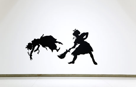 SECCA Blog| Kara Walker