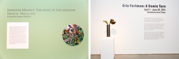 Opening reception 2 exhibitions at SECCA | Winston-Salem Contemporary Art